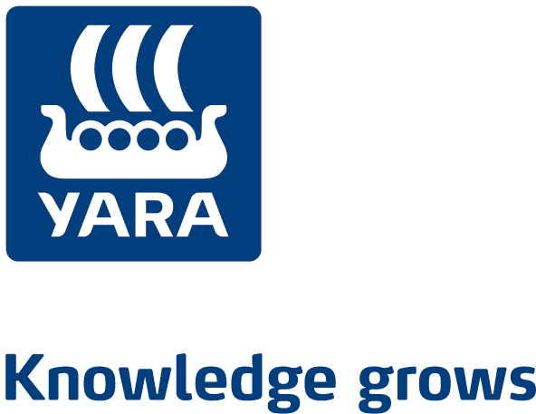 Yara logo knowledge grows for a4