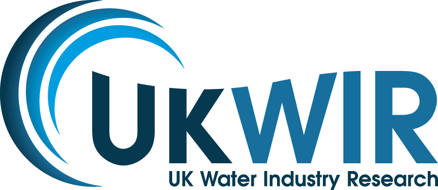 UKWIR logo with tag RGB